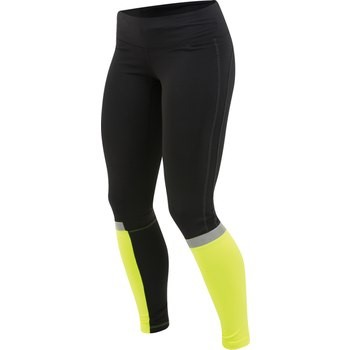 Pearl iZUMi Wms Fly Tight large Bk/Screaming Yellow