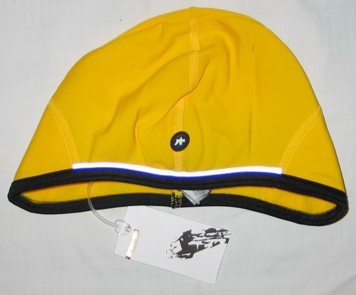 Assos Winter Cap Robocap  yellow