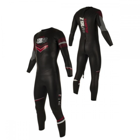 Z3R0D Atlante Men: 9WMATLAN  Black/Red