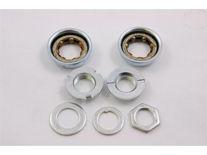 Neco One Piece BMX Bottom Bracket  43mm Shell