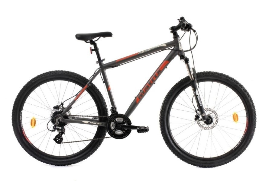 Matrix 27.5'' Forest (480mm)  anthracite/orange