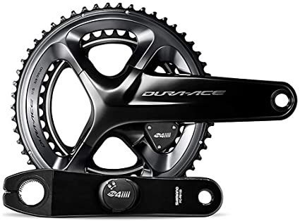 4iiii FC-R9100 172.5mm, 52-36T PRECISION PRO installed incl. crankset  Dual