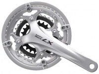 Shimano Deore LX FC-T661 175mm 9sp 26/36/48T Hollowtech II