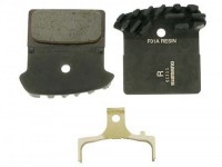 Shimano Disc Brake Pads F01A w/Fin  Resin