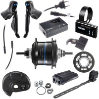 Shimano Alfine-S705 Di2 11sp