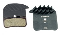 Shimano Disc Brake Pads H01A w/Fin  Resin