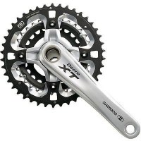 Shimano XT FC-M770-10 175mm 10sp 24/32/42T Hollowtech II