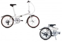 Dahon Boardwalk D8 20'' 8sp Cro-Mo  Cloud