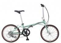 Dahon Boardwalk D8 20'' 8sp Cro-Mo  Seaglass