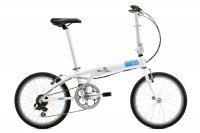 Tern Link C7 20'' 7sp Alloy  blue|white