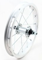 Hub JoyTech Rear 14'' Alloy V-brake  Threaded
