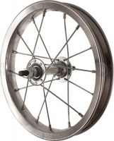 Hub JoyTech Rear 14'' Steel V-brake  Threaded