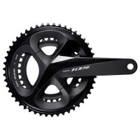 Shimano 105 FC-R7000 (w/o BB) 172.5mm 2x11sp 36/52T Black