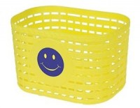 Kids Bike Basket  Yellow