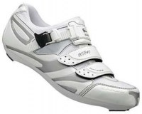 Shimano Wms Shoes SH-WR40 No37 White/Silver (SPD Compatible)