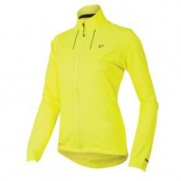 Pearl iZUMi Wms Elite Barrier Jacket large Screaming Yellow
