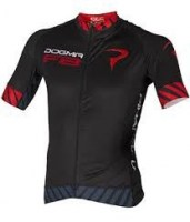 Fizik F8 Short Sleeve Jersey small Black