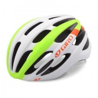 Giro Foray  white|lime|flame