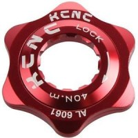 KCNC Center Lock II Red
