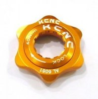 KCNC Center Lock II Gold