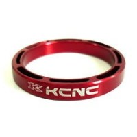 KCNC Headset Spacer 3mm  Red