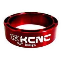 KCNC Headset Spacer 10mm Red