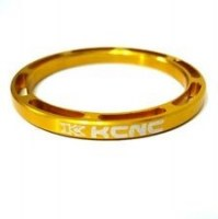 KCNC Headset Spacer 5mm Gold