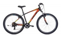 Ideal Trial 27.5'' 21sp (400mm) small black|orange|yellow