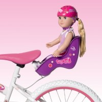 Doll Bike Carrier  Pink