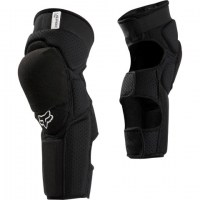 Fox Launch Pro Knee/Shin Guard large/xlarge Black
