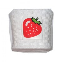 Kids Bike Basket  Strawberry