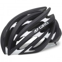 Giro Atmos II (55-59cm) medium Matt Black/White
