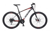 Ideal Pro-Rider 27.5 24sp (480mm) large Black/White/Red MY16