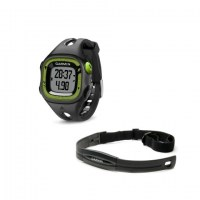Garmin Foreruner 15 Bundle black/green