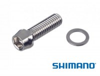 Shimano Hollowtech II Crank Arm Bolt & Washer
