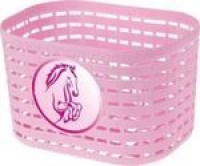 Kids Bike Basket  Pink