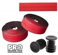 Pro Race Comfort 2.5mm  Red PU