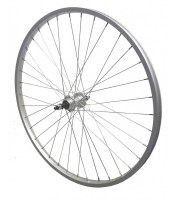 Hub JoyTech Rear 28'' Alloy V-brake  Threaded