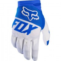 Fox Dirtpaw Race Glove medium Blue