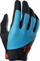 Fox Reflex Gel Glove medium Black|Blue