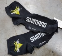 Shimano Lite Shoe Covers (No34-40) small/medium Cordura|Black