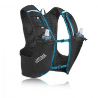 CamelBak Ultra Pro Vest 500ml Quick Stow Flask medium Black/Atomic Blue -