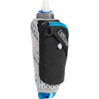 CamelBak Ultra Handheld Chill 500ml Quick Stow Flask  Black/Atomic Blue -
