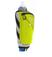 CamelBak Ultra Handheld Chill 500ml Quick Stow Flask  Lime Punch/Black -