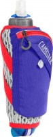 CamelBak Ultra Handheld Chill 500ml Quick Stow Flask  Deep Amethyst/Fiery Coral -