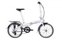 Dahon Vybe D7 7sp Alloy [Fenders]  Cloud