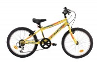Matrix Ace 6sp 20''  yellow glossy