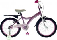 Bonanza Little Lady 16''  pink|white
