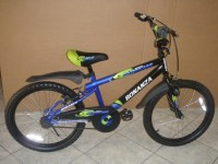 Bonanza Hurricane 18''  blue|black