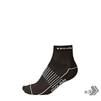 Endura COOLMAX® Race II Sock (Triple Pack)